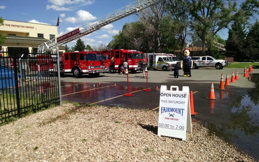 Third Annual Station 31 Community Open House & BBQ September 9th